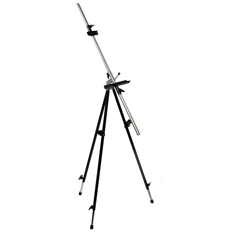 "Мольберт ""Тренога"" металлический SFE0021, холст до 137 см."