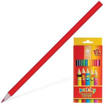 Набор цветных карандашей Centi, 12 цветов