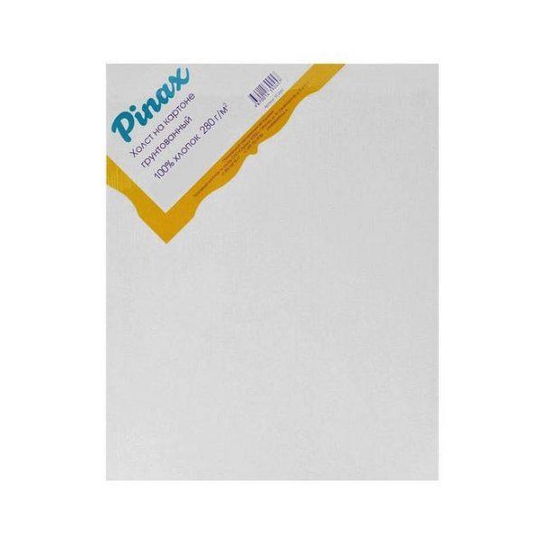 Холст на картоне Pinax, 40х40см