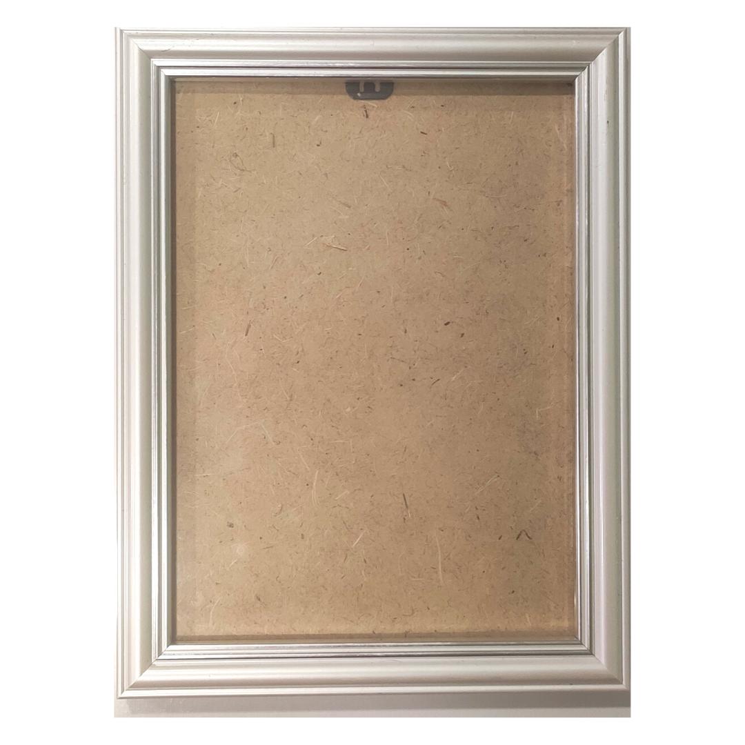 "Рамка из багета со стеклом ""Каток"", окно 12х16.5"