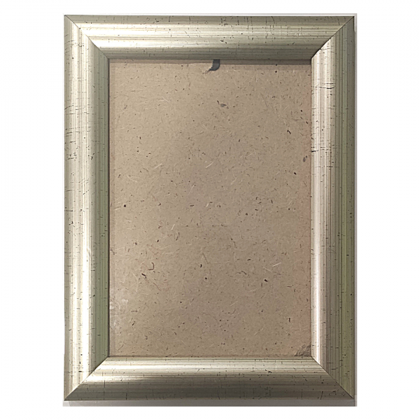 "Рамка из багета со стеклом ""Золото"", окно 11.3х16.6"