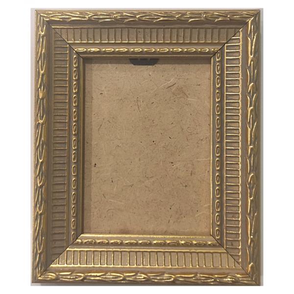 "Рамка из багета со стеклом ""Поезд"", окно 6х8.3"
