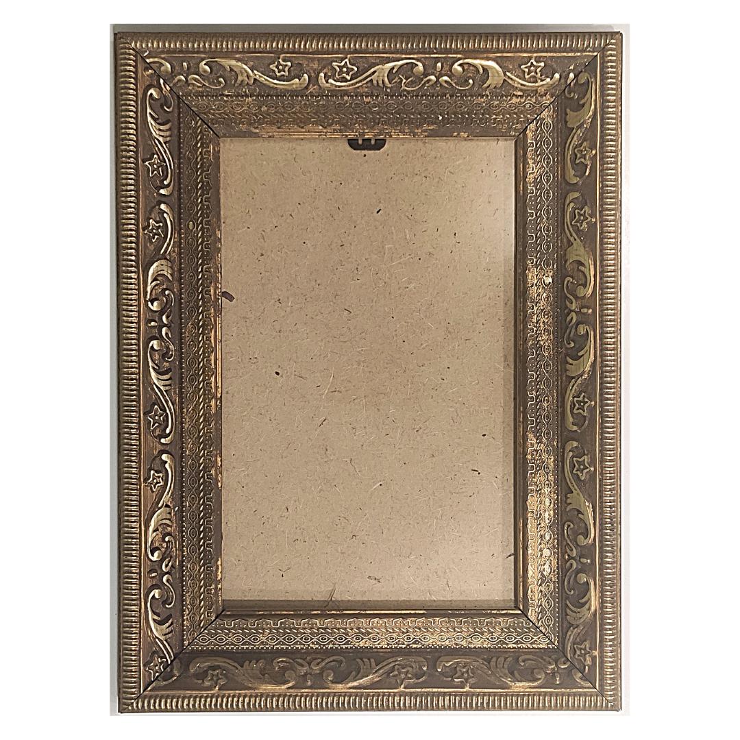 "Рамка из багета со стеклом ""Созвездие"", окно 17.8х11"