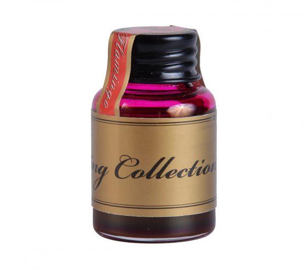 """Тушь жидкая """"The writing collection"""" 20мл, ярко-розовый."""
