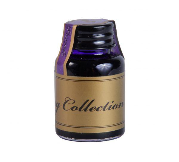 """Тушь жидкая """"The writing collection"""" 20мл, фиолетовый."""