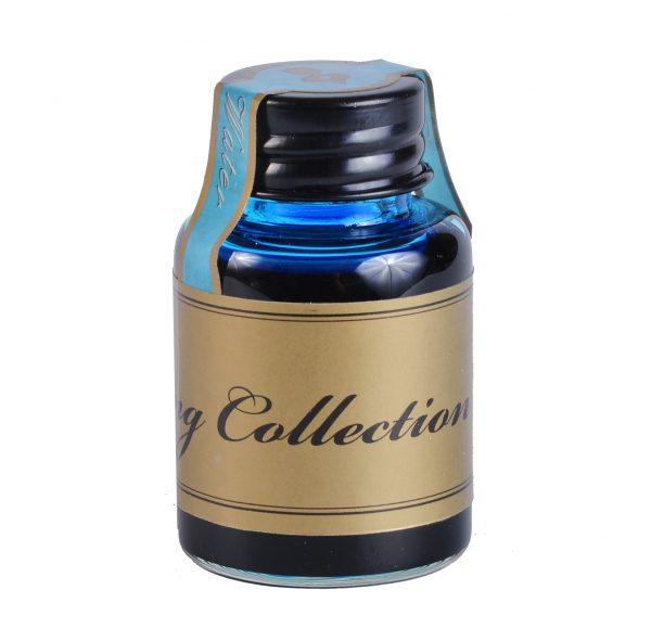 "Тушь жидкая ""The writing collection"" 20мл, лазурный."