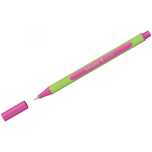 """Ручка капиллярная Schneider """"Line-Up"""" фуксия, 0,4мм"""