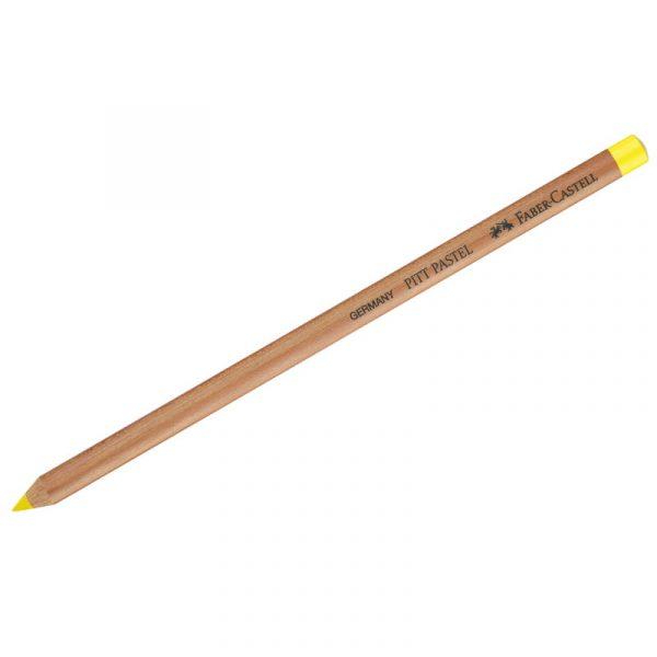 Пастельный карандаш PITT®, цвет 106, светло-желтый хром