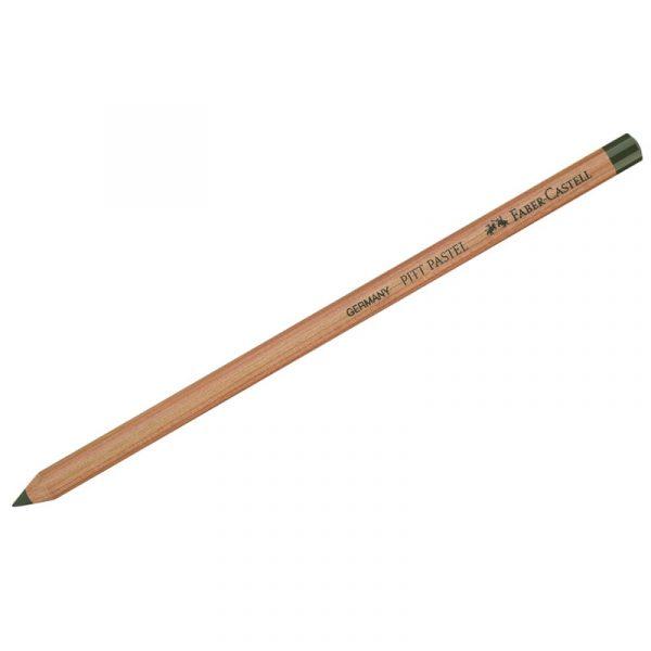 Пастельный карандаш PITT®, цвет 174, хром зеленый непрозрачный