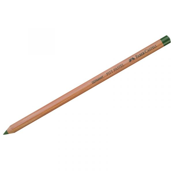 Пастельный карандаш PITT®, цвет 167, оливковый
