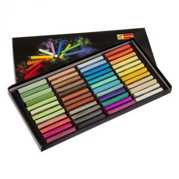 """Сухая художественная пастель Спектр """"Северное сияние, 48 цветов."""