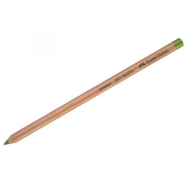 Пастельный карандаш PITT®, цвет 168, зелено-желтая земля