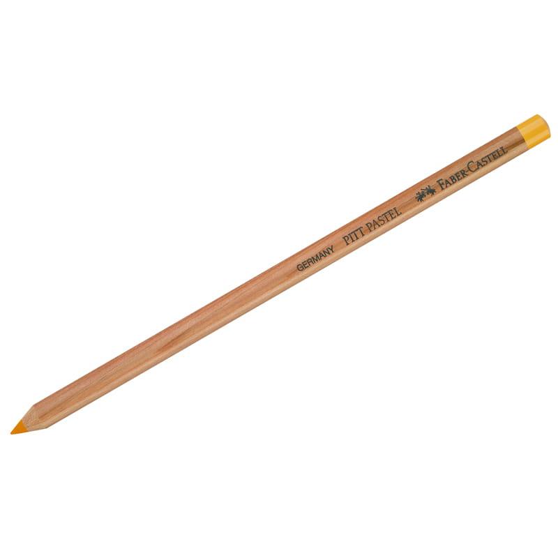 Пастельный карандаш PITT®, цвет 109, темно-желтый хром