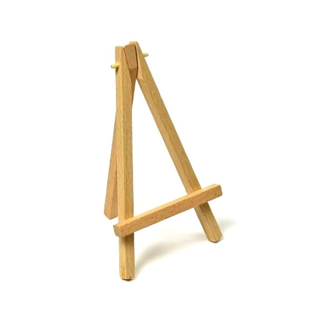 Мольберт декоративный, деревянный, 11х12см