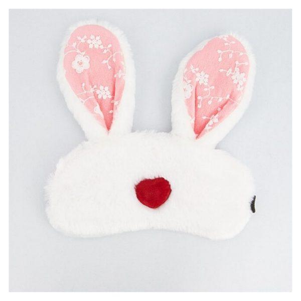"Маска для сна ""Bunny Heart"""