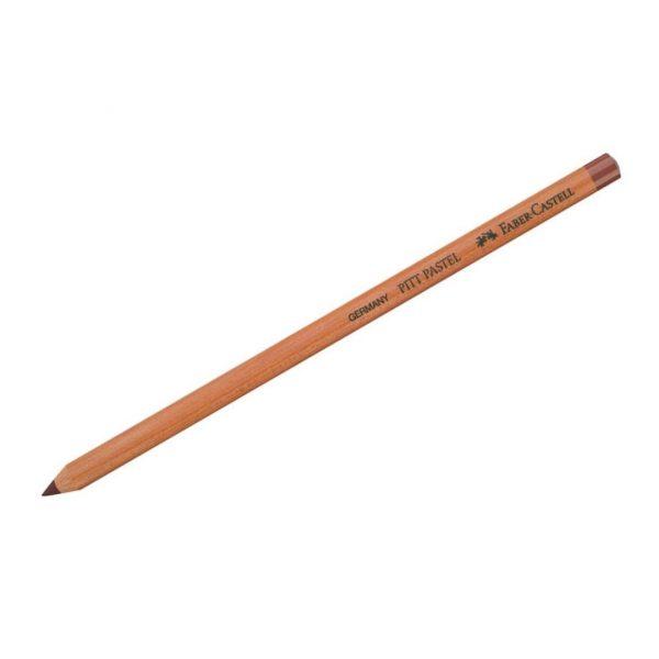 Пастельный карандаш PITT®, цвет 169, красно-коричневый