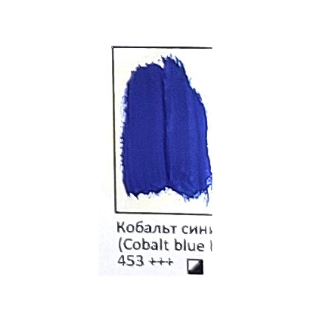 Масляная краска ФЕНИКС 50мл., 453 Кобальт синий