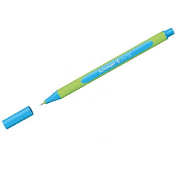 "Ручка капиллярная Schneider ""Line-Up"" лазурная, 0,4мм"