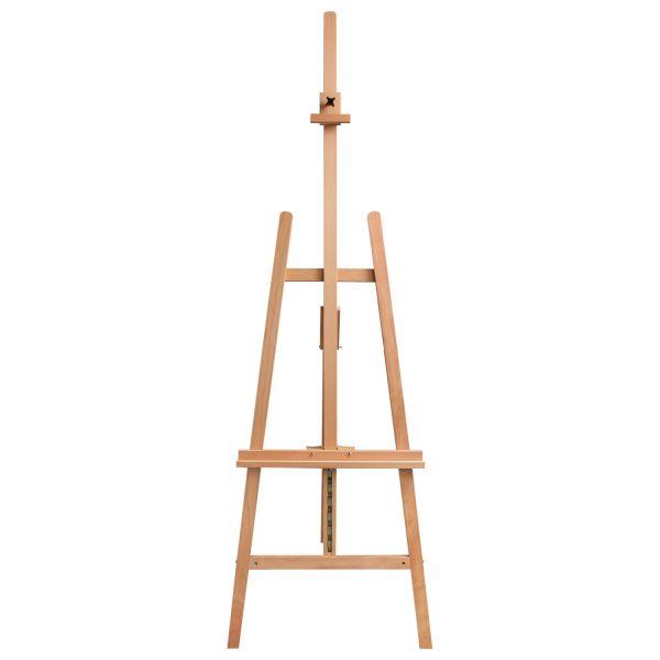 Мольберт напольный BRAUBERG ART CLASSIC, бук, 63х174(231)х68см, высота холста 126см.